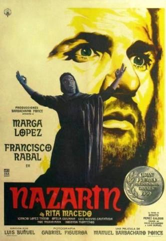 Назарин / Nazarín (1959)