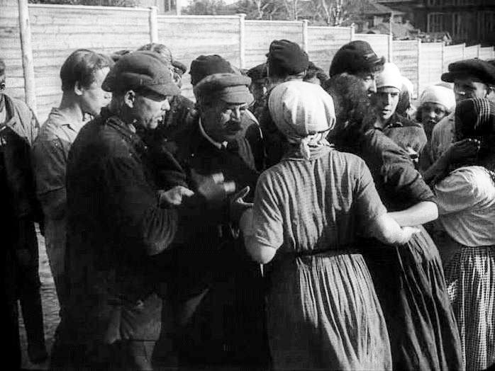 Стачка / Stachka (1925): кадр из фильма