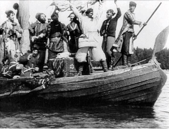 Стенька Разин / Stenka Razin (1908): кадр из фильма