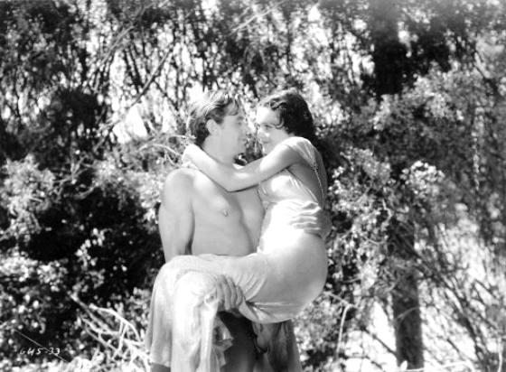 Тарзан, человек-обезьяна / Tarzan the Ape Man (1932): кадр из фильма