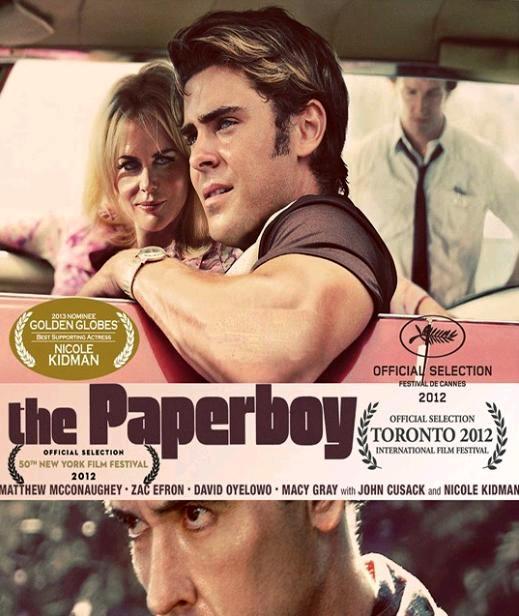 Газетчик / The Paperboy (2012): постер