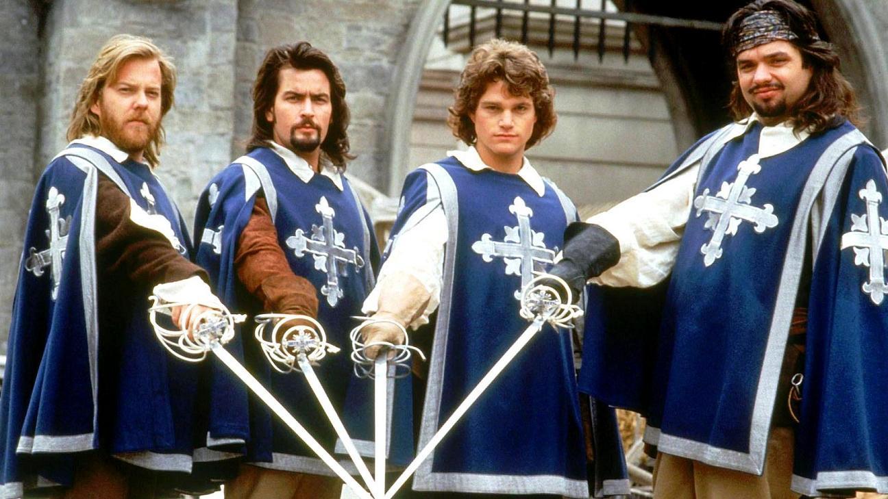 Три мушкетёра / The Three Musketeers (1993): кадр из фильма