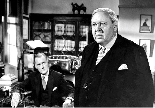 Свидетель обвинения / Witness for the Prosecution (1957): кадр из фильма