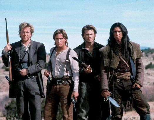 Молодые стрелки 2 / Young Guns II (1990): кадр из фильма