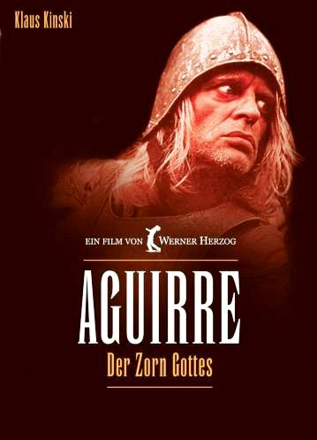 Агирре, гнев Божий / Aguirre, der Zorn Gottes (1972): постер