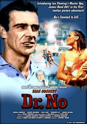 Доктор Ноу / Dr. No (1962)