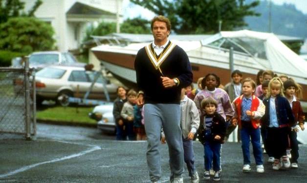 Детсадовский полицейский / Kindergarten Cop (1990): кадр из фильма
