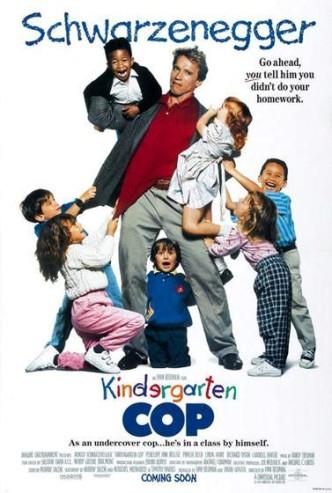 Детсадовский полицейский / Kindergarten Cop (1990)