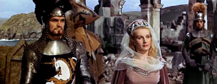 Рыцари Круглого стола / Knights of the Round Table (1953): кадр из фильма
