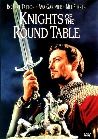 Рыцари Круглого стола / Knights of the Round Table (1953): постер