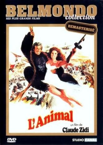 Чудовище / L'animal (1977)