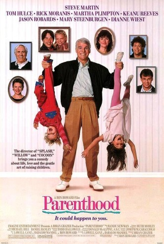 Родители / Parenthood (1989)