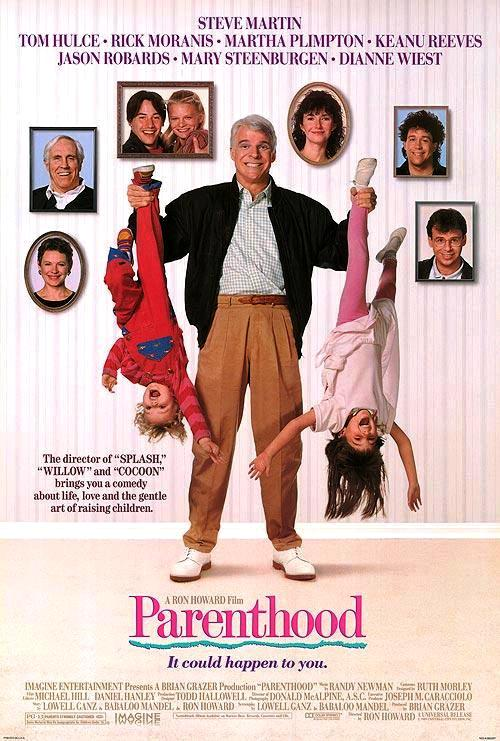 Родители / Parenthood (1989): постер