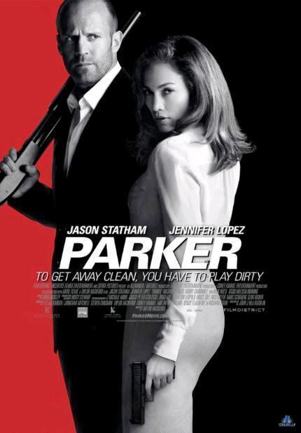 Паркер / Parker (2013): постер