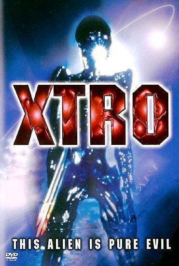 Экстро / Xtro (1983): постер