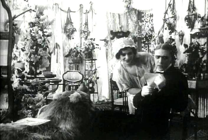 Дитя большого города / Ditya bolshogo goroda (1914): кадр из фильма