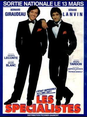 Специалисты / Les spécialistes (1985)