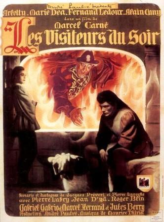 Вечерние посетители / Les visiteurs du soir (1942)