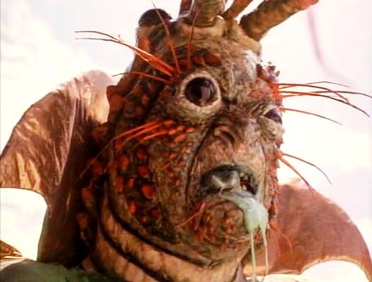 Человек-краб с Марса / Lobster Man from Mars (1989): кадр из фильма