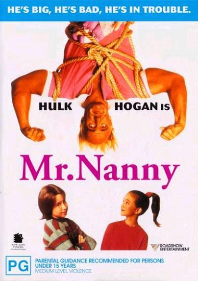 Мистер Няня / Mr. Nanny (1993): постер