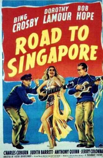 Дорога в Сингапур / Road to Singapore (1940)
