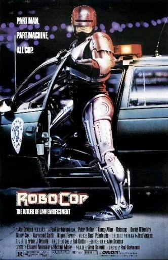 Робот-полицейский / RoboCop (1987)