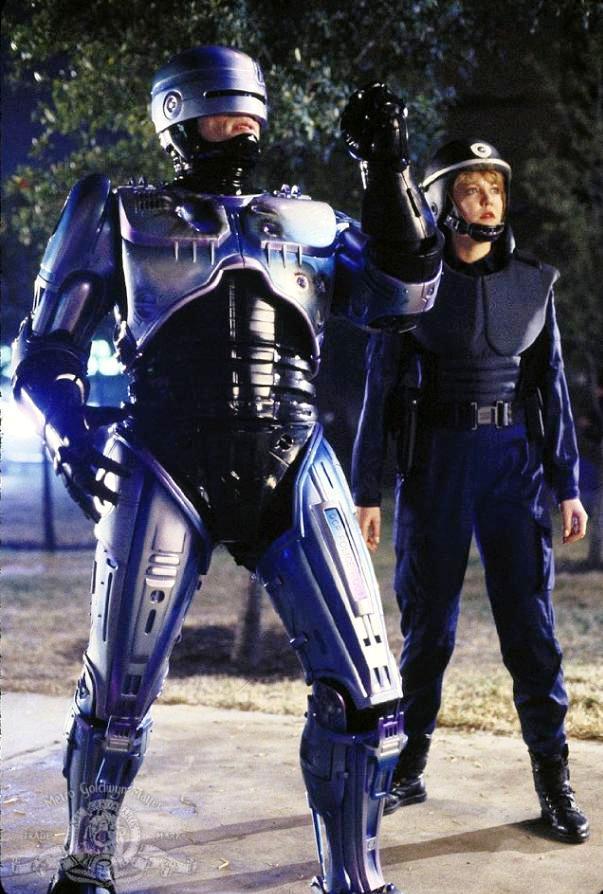 Робот-полицейский 2 / RoboCop 2 (1990): кадр из фильма