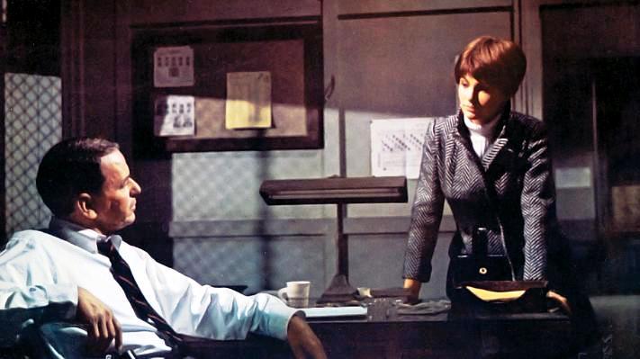 Детектив / The Detective (1968): кадр из фильма