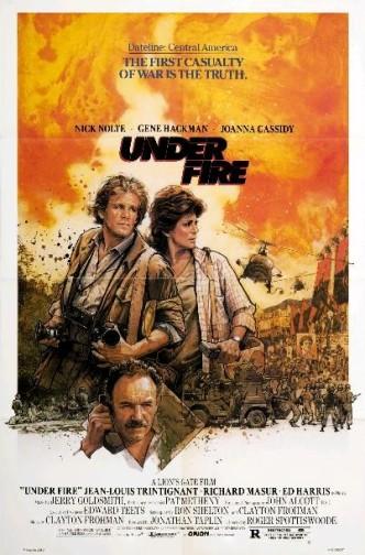 Под огнём / Under Fire (1983)