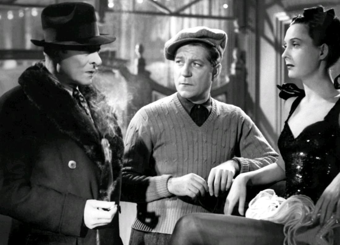 День начинается / Le jour se lève (1939): кадр из фильма