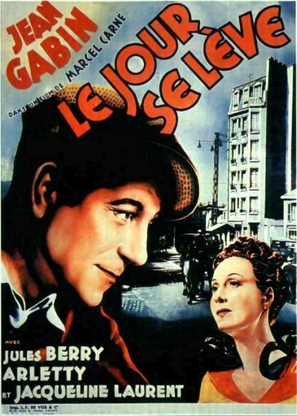 День начинается / Le jour se lève (1939): постер