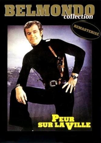 Страх над городом / Peur sur la ville (1975)