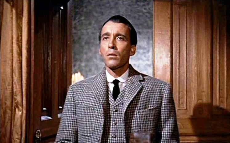 Собака Баскервилей / The Hound of the Baskervilles (1959): кадр из фильма