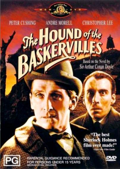 Собака Баскервилей / The Hound of the Baskervilles (1959): постер