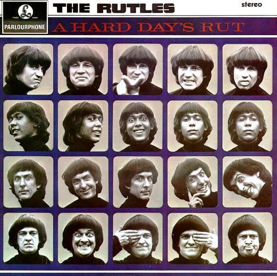 Ратлз: Всё, что тебе нужно – бабки / The Rutles: All You Need Is Cash (1978) (ТВ): кадр из фильма