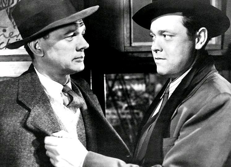 Третий человек / The Third Man (1949): кадр из фильма