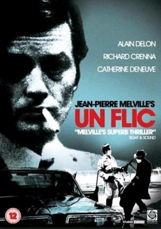 Полицейский / Un flic (1972)