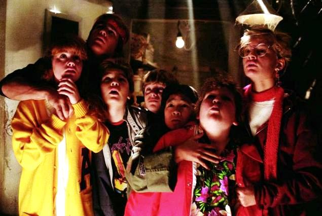 Балбесы / The Goonies (1985): кадр из фильма