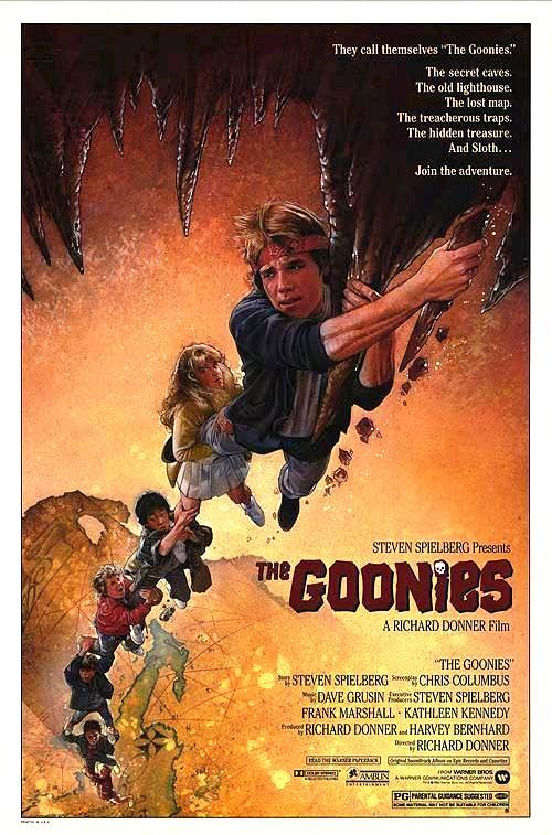 Балбесы / The Goonies (1985)