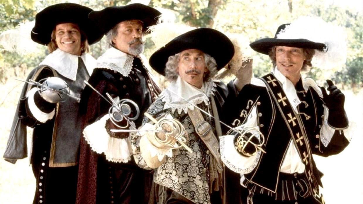 Четыре мушкетёра / The Four Musketeers (1974): кадр из фильма