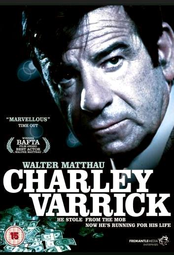 Чарли Вэррик / Charley Varrick (1973): постер