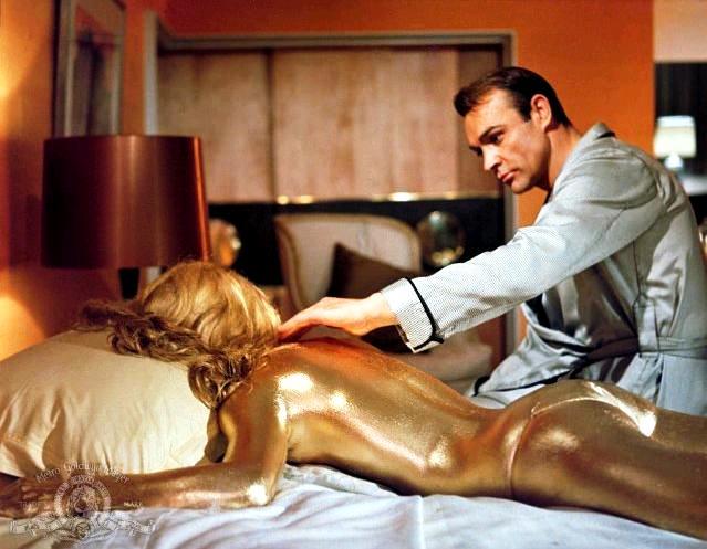 Голдфингер / Goldfinger (1964): кадр из фильма