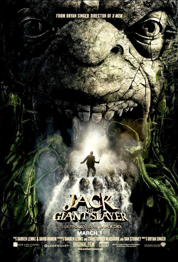 Джек – покоритель великанов / Jack the Giant Slayer (2013): постер