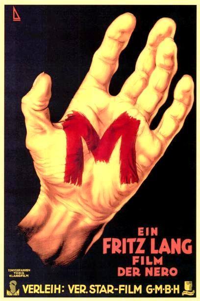М / M (1931): постер