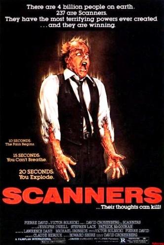 Сканнеры / Scanners (1981)