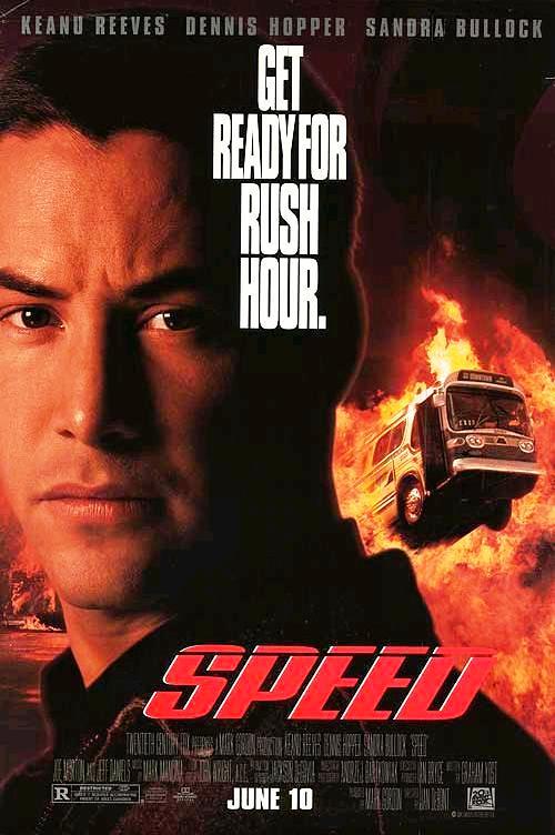Скорость / Speed (1994): постер