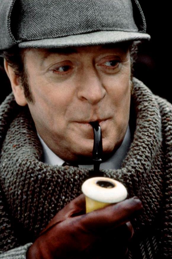 Без единой улики / Without a Clue (1988): кадр из фильма
