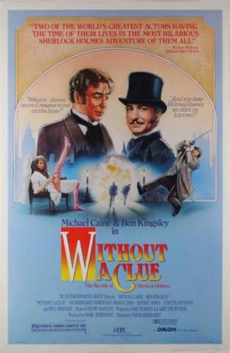 Без единой улики / Without a Clue (1988)