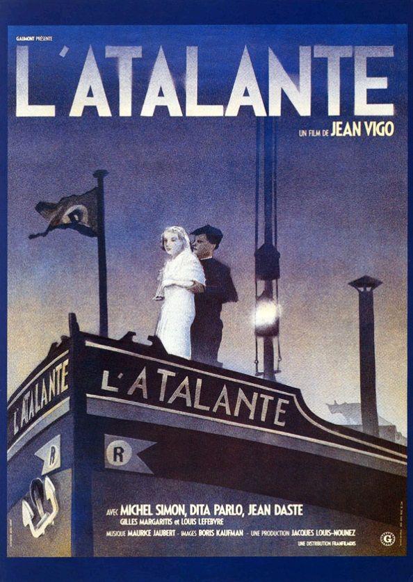 Аталанта / L'Atalante (1934): постер