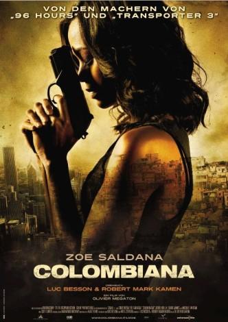 Коломбиана / Colombiana (2011)